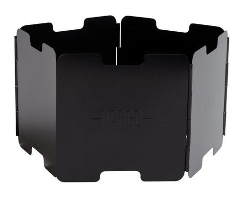 Vargo Aluminum Windscreen - Black