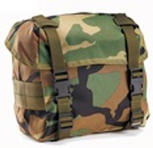 U.S. Armed Forces Style Butt Pack-Woodland Camouflage