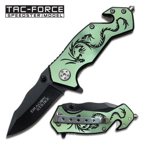 Tac Force TF686GN Dragon Strike Green