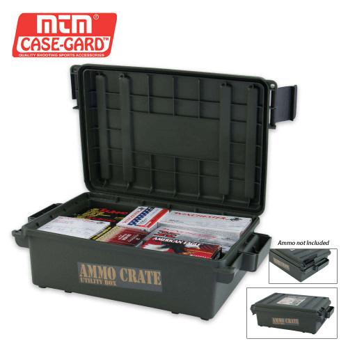 MTM Ammo Crate 17 X 10 3/4 X 5 1/2