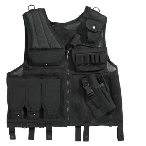 Quick Draw Tactical Vest