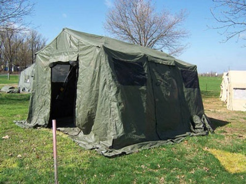 U.S. Armed Forces Base X Tent 203 14'X15'