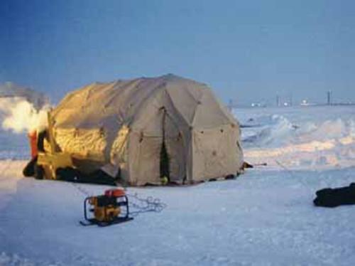 Drash Tent S6 - U.S. Armed Forces