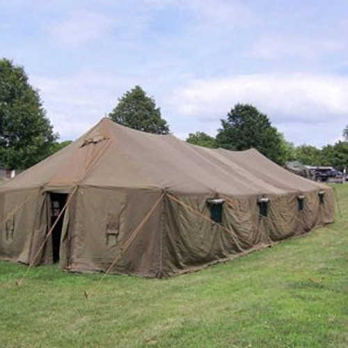 General Purpose U.S. Armed Forces Large Tent-18'x52'