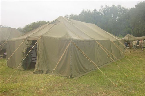 General Purpose U.S. Armed Forces Medium Tent-16'x32' New