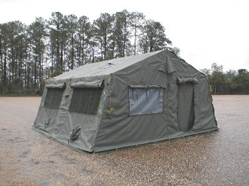 GP Expandable Frame Type Tent - U.S. Armed Forces