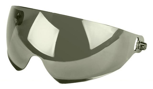 Emerson Lens for Bump Type Airsoft Helmets with Flip-down Visor - Light Smoke
