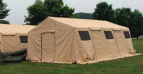 U.S. Armed Forces Base X Tent 305 18'X25'