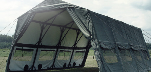 U.S. Armed Forces LME Tent