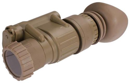 Replica Dummy AN/PVS-14 Monocular Night Vision (For Movie Prop, Cosplay, Decorative) - (Dark Earth)