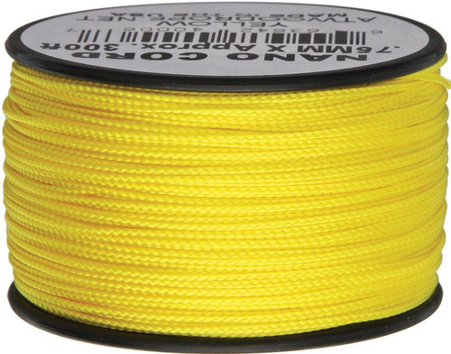 Nano Cord, 300Ft. Spool - Yellow