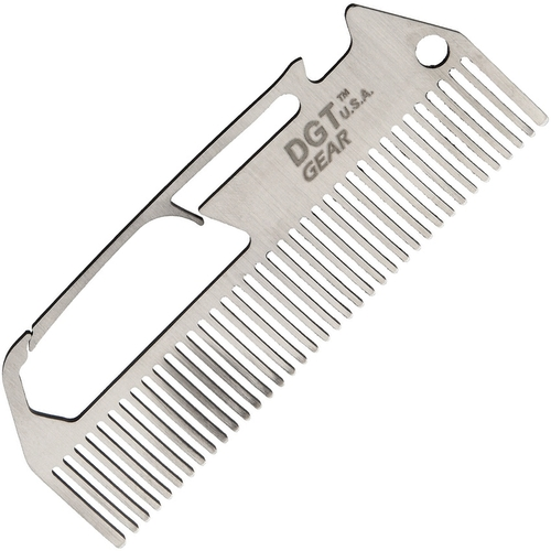 DGT Gear 010S Titanium Comb-Biner Tool by Darrel Ralph - Satin
