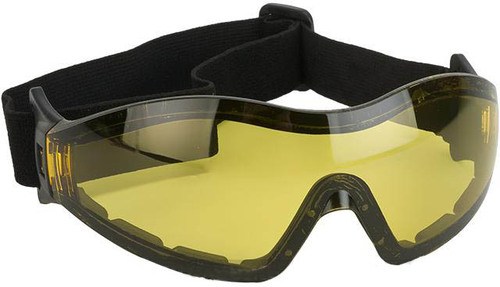 9ea13c2595860 Global Vision Z-33 ANSI Z87.1 Rated Anti-Fog Safety Shooting Goggle - High  Contrast Lens
