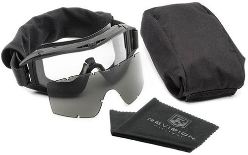 881f07a1b96 Revision Asian Fit Tactical Locust Goggles - Essential Kit (Black)