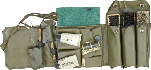Swiss Military Issue Shoe Shining Kit