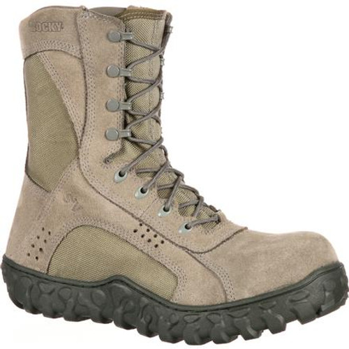 Rocky S2V Composite Toe Tactical Military Boot - Sage Green