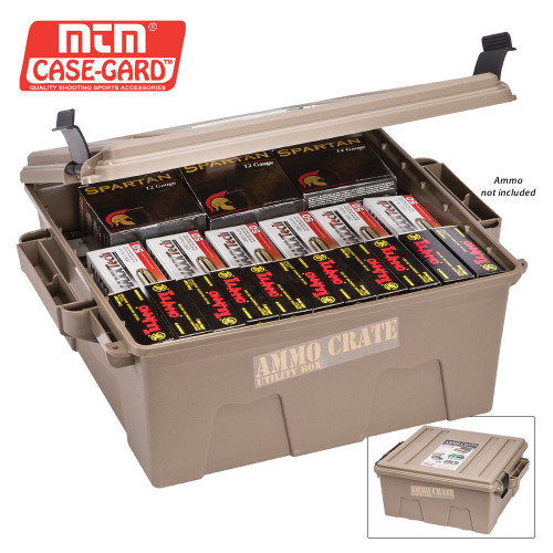 "MTM Ammo Crate 19"" x 15 3/4"" x 8"""