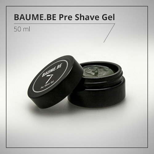 Baume.Be Pre Shave Gel 50mL