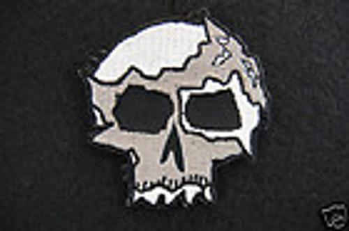 War Skull Masked - Morale Patch