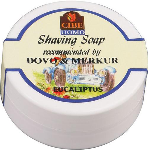 Dovo & Merkur Shaving Soap 150ml - Eucalyptus