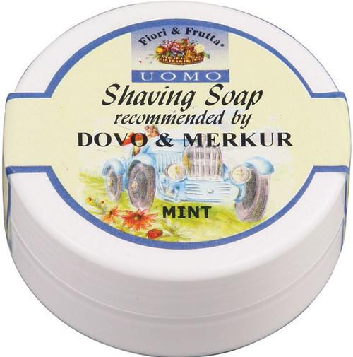 Dovo & Merkur Shaving Soap 150ml - Mint