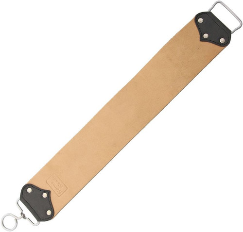 Garos Goods SS101 Natural Leather Barber Strop 3 inch
