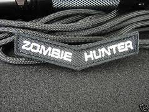 Zombie Hunter Tab - Morale Patch