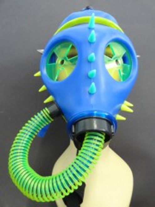 Cyber CGMBLUE01 Gas Mask