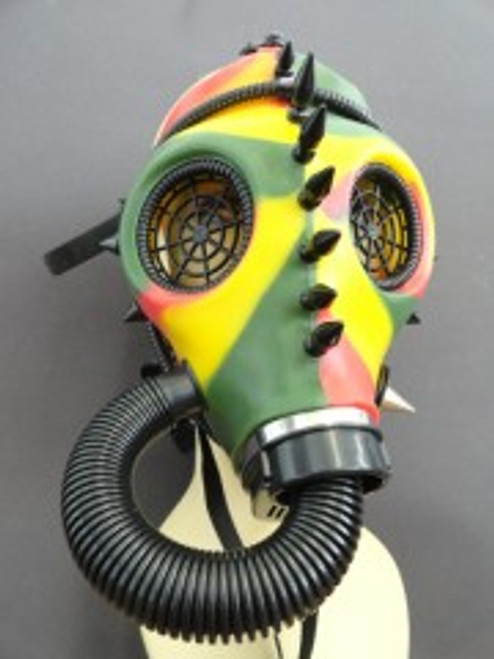 Cyber CGMCAMO01 Gas Mask