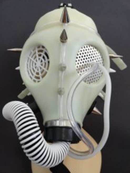 Cyber CGMLOW01 Glow in The Dark Gas Mask