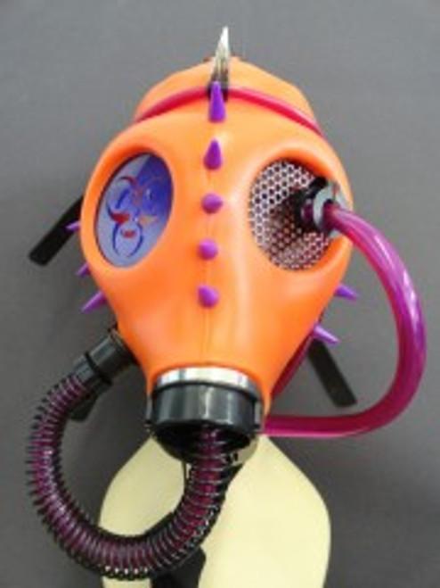 Cyber CGMORANGE01 Gas Mask