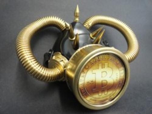 Bitcoin Cyber Respirator