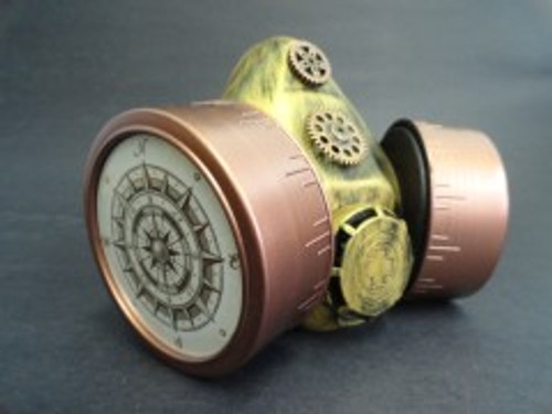 Steampunk STR035 Respirator