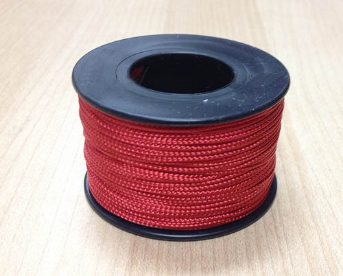 Nano Cord, 300Ft. Spool - Red