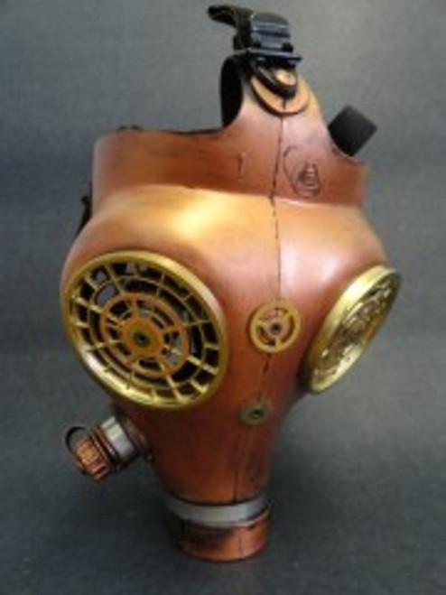 Steampunk CGM105 Gas Mask