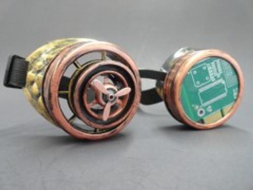 Steampunk STG026 Goggles