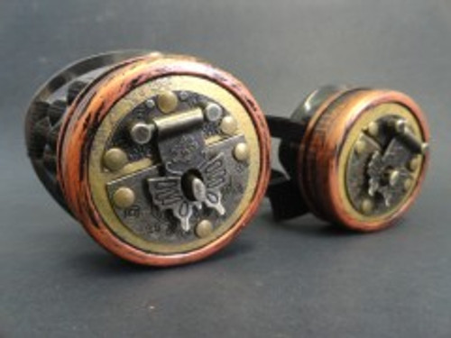 Steampunk STG025 Goggles