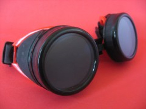 Goggles - Black/Red