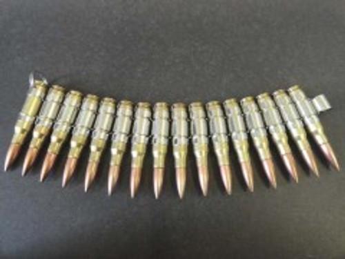 Bullet Bracelet - 0.308mm - Brass/Nickle