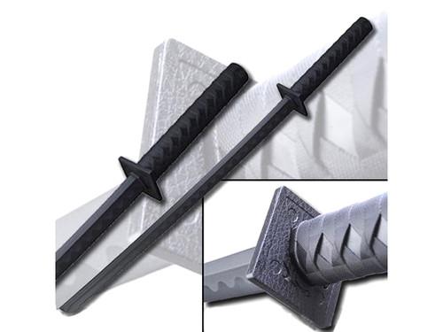 "34"" Polypropylene Martial Arts Training Sword - Ninja"