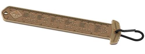 Hazard 4 Cheatstick #1 Morse/Ruler - Coyote