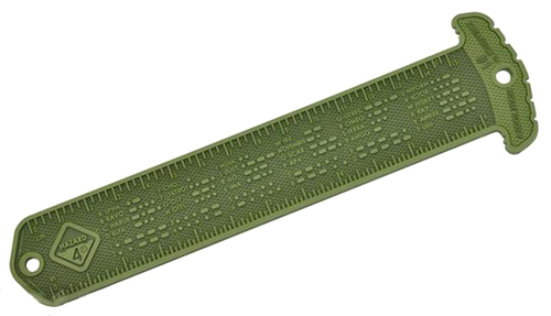 Hazard 4 Cheatstick #1 Morse/Ruler - OD Green