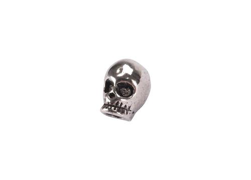 Matrix Tactical Metal Skull Paracord / Shoe Lace Bead