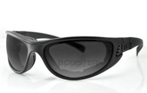 Bobster Echo Convertible Ballistics Goggles w/ Smoked & Clear Lenses