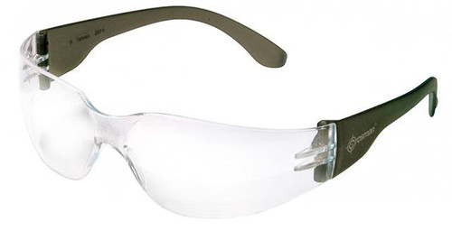 Crosman ANSI Z87. 1-2003 Rated Shooting Glasses - Clear