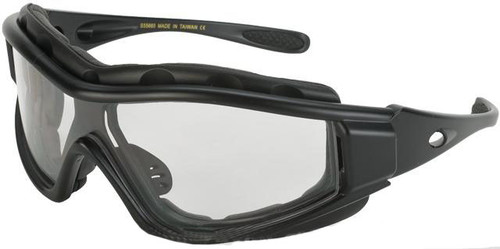 EDGE Tactical Convertible Shooting Glasses - Clear Lens