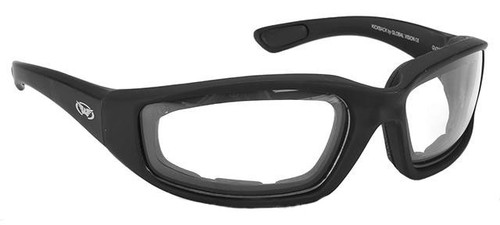 Global Vision Kickback Z A/F Safety Glasses - Clear