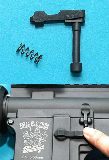 G&P Ambidextrous Magazine Catch for M4/M16 Series Airsoft AEG Rifles