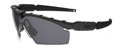 Oakley S.I. Ballistic M-Frame 2.0 Strike - Black with Grey Lense