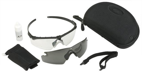 50e6c3c15d Oakley SI Ballistic M Frame 3.0 Array - Dark Bone w  Clear Persimmon ...